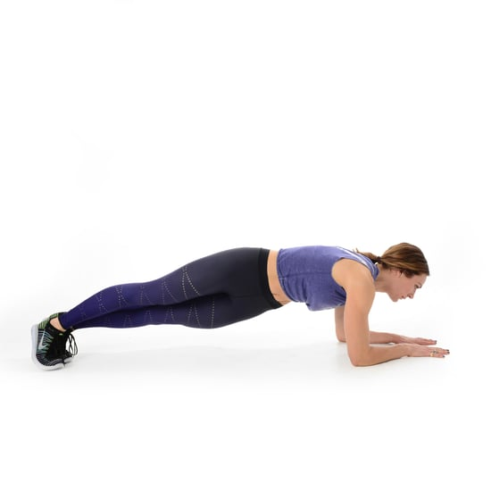 How to Do Plank Hip Dips