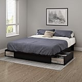 South Shore Step One Platform Bed