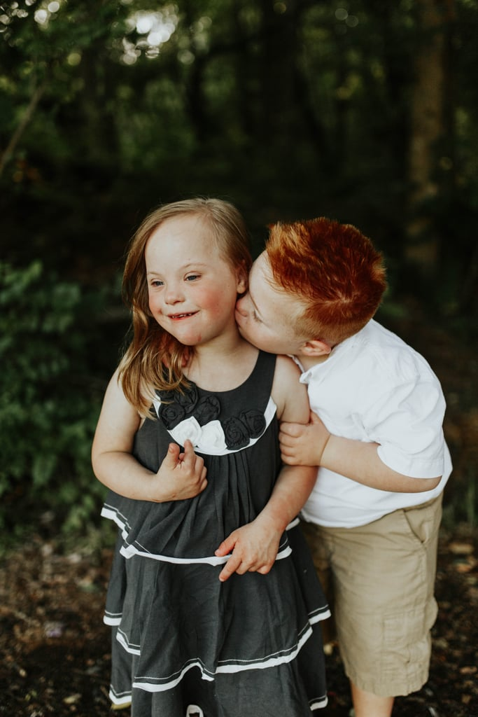 Erika franta a professional photographer with a serious passion for spreading down syndrome awareness
