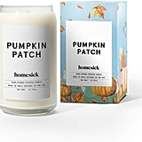 Pumpkin Patch Homesick Scented Candle
