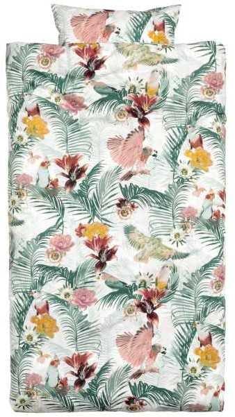 H&M Floral-Print Duvet Cover Set