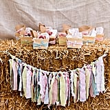 For a Rustic Look, Use Berry Baskets