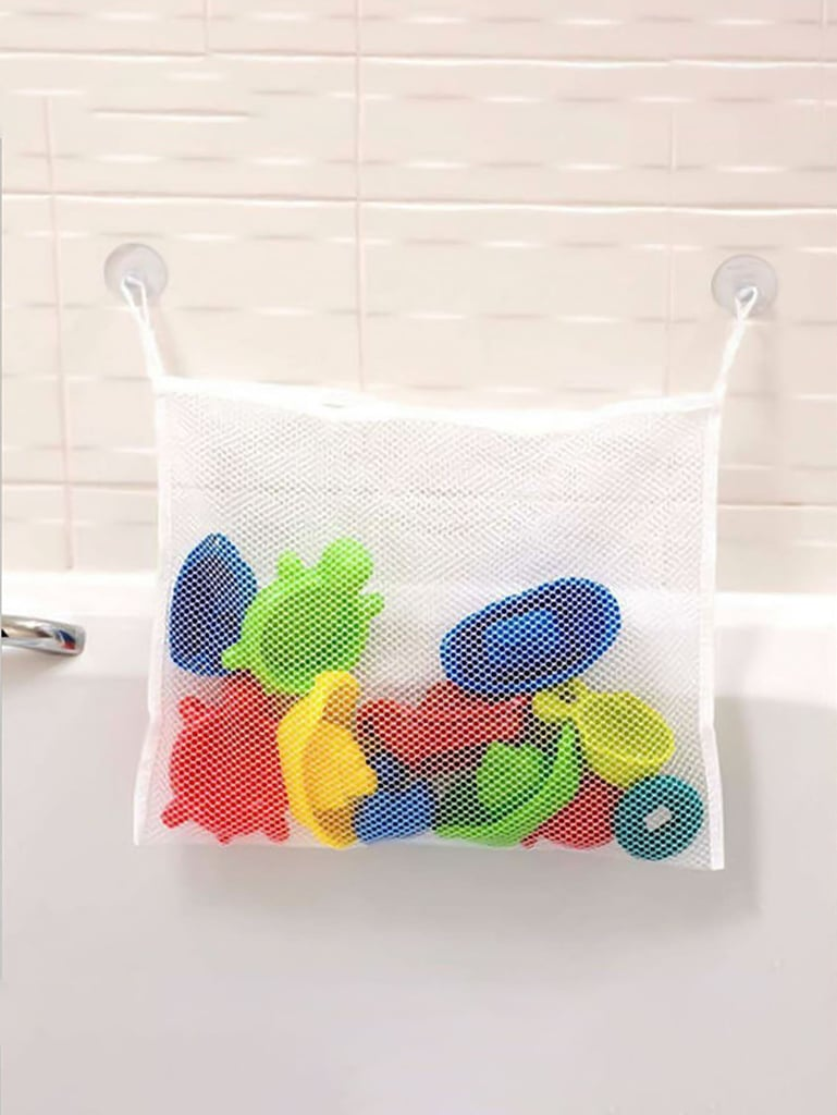 Suction Cup Toy Storage Bag