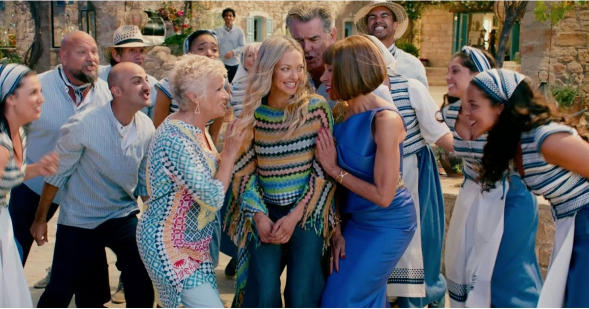 """The Cast of Mamma Mia 2 Belts Out """"Dancing Queen"""" in This Exclusive Clip"""