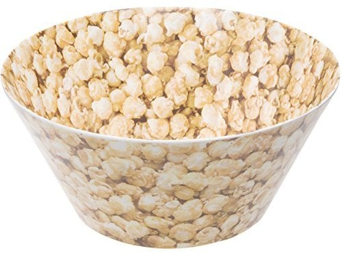 Think we'd forget about snacks? Think again. And if you're going to do snacks, you'll need a Camilla and Marc Splash Popcorn Bowl (£13).