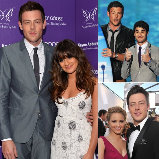 Cory Monteith's Glee Costars React to His Death | POPSUGAR ...
