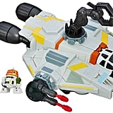 For 3-Year-Olds: Star Wars Galactic Heroes The Ghost, Ezra & Chopper Set
