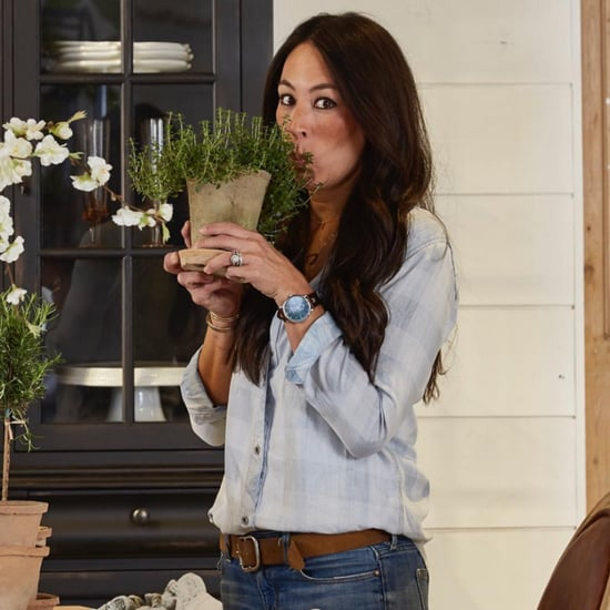 Joanna Gaines Spring-Cleaning Tips