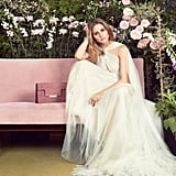 Olivia Palermo's Accessories Campaign For AERIN