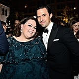 Chrissy Metz and Milo Ventimiglia
