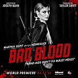 "Taylor Swift ""Bad Blood"" Music Video With Celebrity Friends"