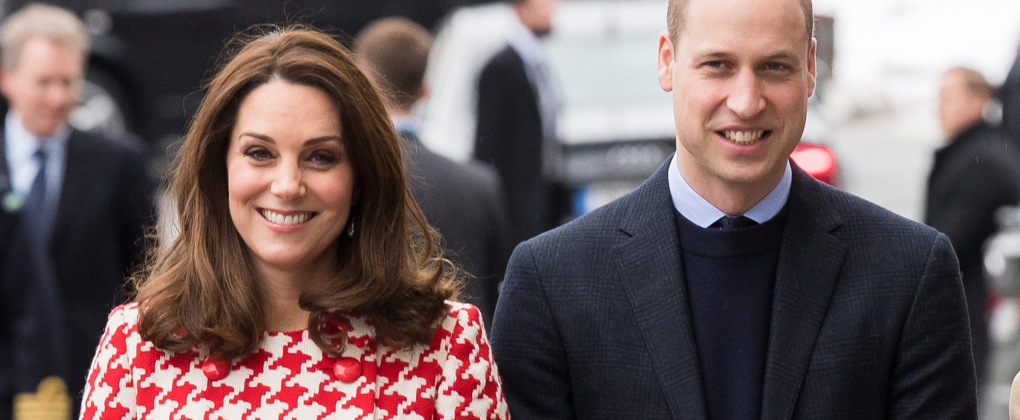 Kate Middleton Gives Birth to Third Child
