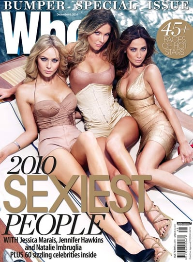 Who Sexiest People Issue: Aussie