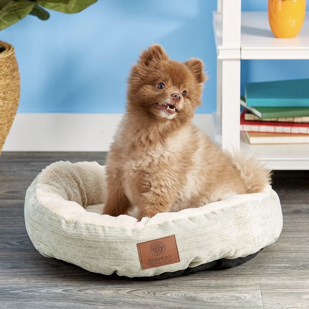 American Kennel Club Casablanca Round Pet Bed