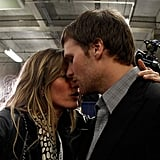 Gisele Bundchen Consoles Tom Brady Following Tough Super Bowl Loss