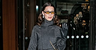 Bella Hadid's See-Through Boots Let the Wind Blow Right on to Her Skin