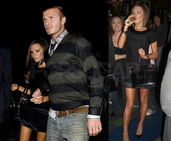 Posh and Becks Are Still Telling Their Love Story