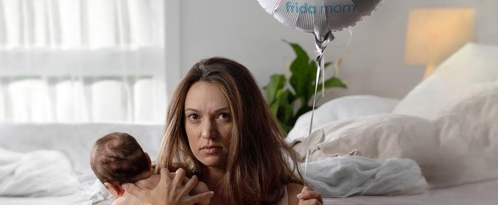 "Frida Mom ""It's a Mom"" Balloon"
