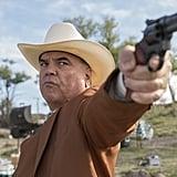 Hugo Root, played by W. Earl Brown