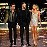 Pictured: The Chainsmokers and Kelsea Ballerini