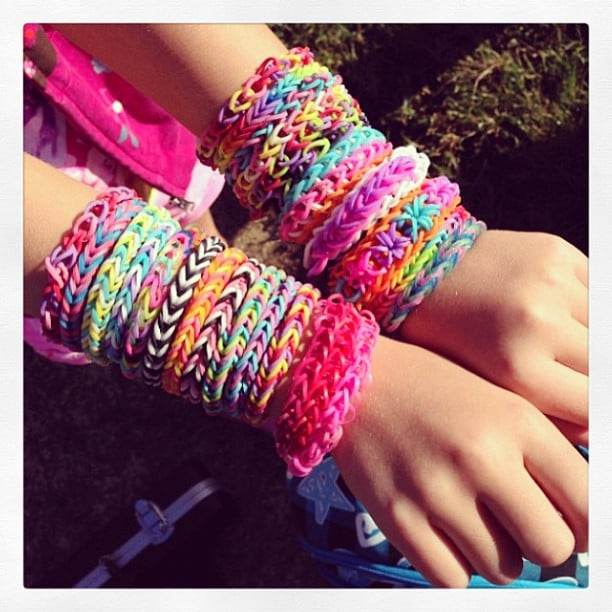Rainbow Loom Instructions And Accessories Popsugar Family