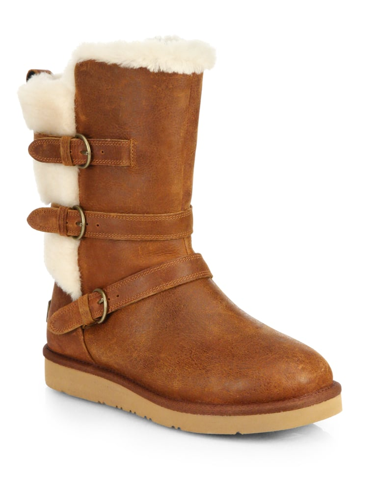 UGG Becket Leather Boots | Stylish Ways to Wear Uggs ...