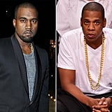 June: Kanye West vs. JAY-Z
