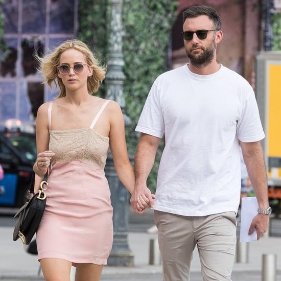 Jennifer Lawrence and Cooke Maroney Wedding Details