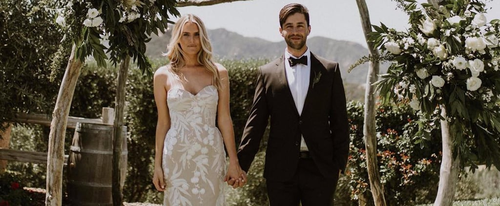 Josh Peck and Paige O'Brien Wedding Pictures
