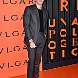Cody Simpson at the Bulgari Party at New York Fashion Week