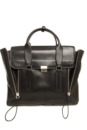 The ultimate in luxe gifts — this tote will be the best work bag she'll ever have.  3.1 Phillip Lim Pashli Satchel ($875)