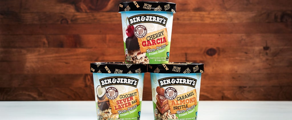 Ben & Jerry's Just Released 3 New Dairy-Free Flavors and We're Losing Our Vegan Minds