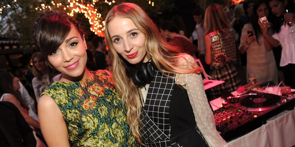 Celebrity Party Pics in Max Mara at the W Magazine Party