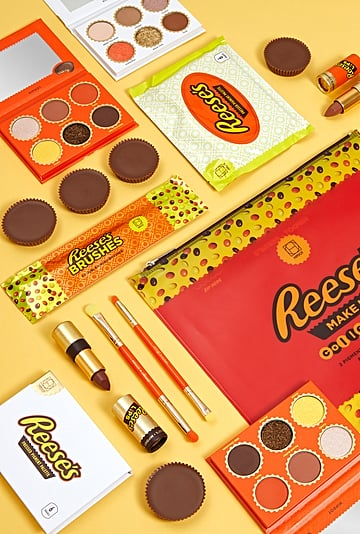 HipDot Released a Reese's Makeup Collection