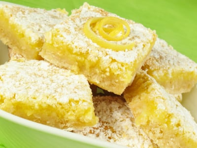 Easy Double Lemon Bars