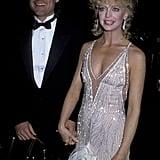 Kurt Russell et Goldie Hawn en 1985