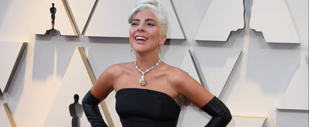 Lady Gaga's Dress at the 2019 Oscars