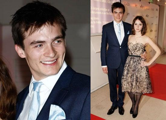 Photos of Rupert Friend and Felicity Jones at Cheri UK Premiere