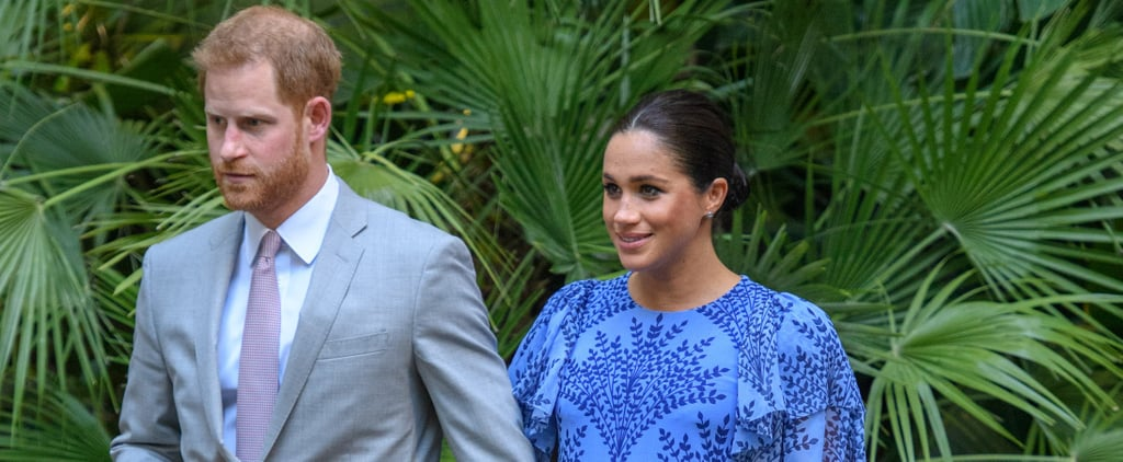 Meghan Markle and Prince Harry on Raising Gender Fluid Baby