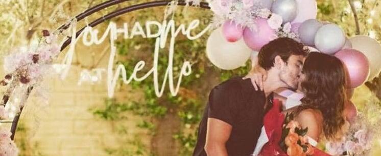 Jared Haibon Bachelor in Paradise Australia Wedding