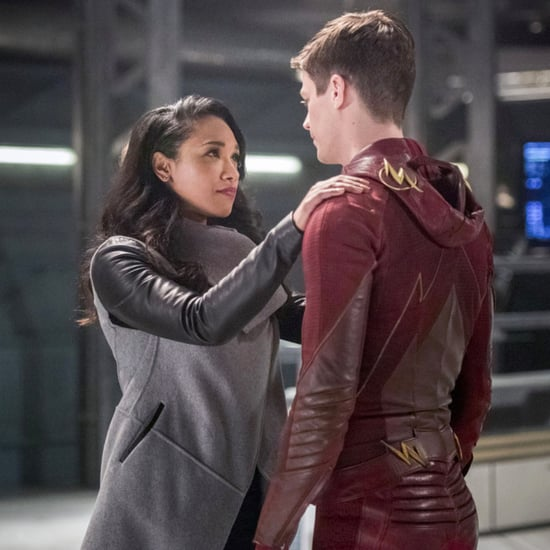 The Flash Barry and Iris GIFs