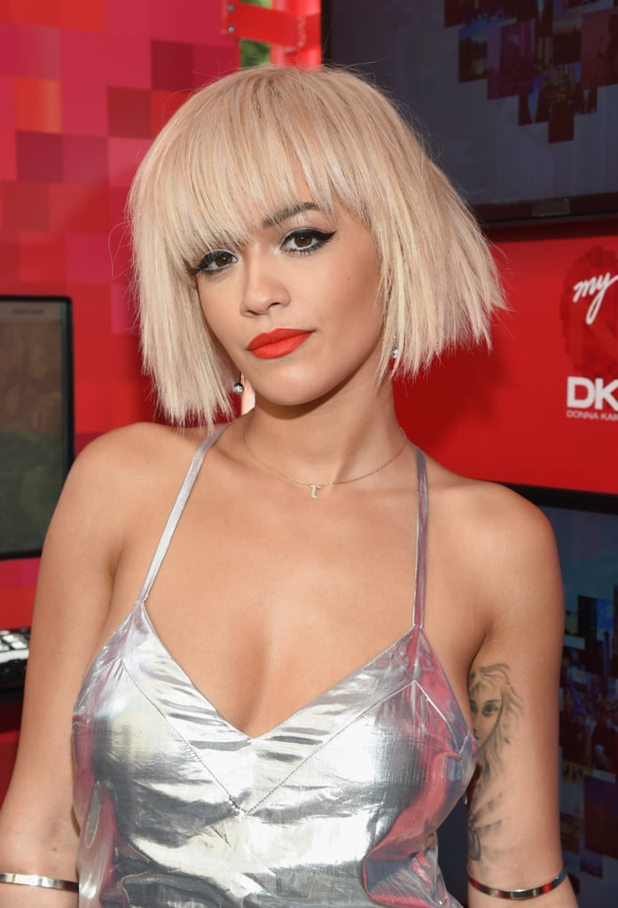 Rita Ora Hair Wigs Makeup Beauty And Nails Interview