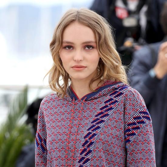 Lily-Rose Depp Defends Johnny Depp After Amber Heard Divorce