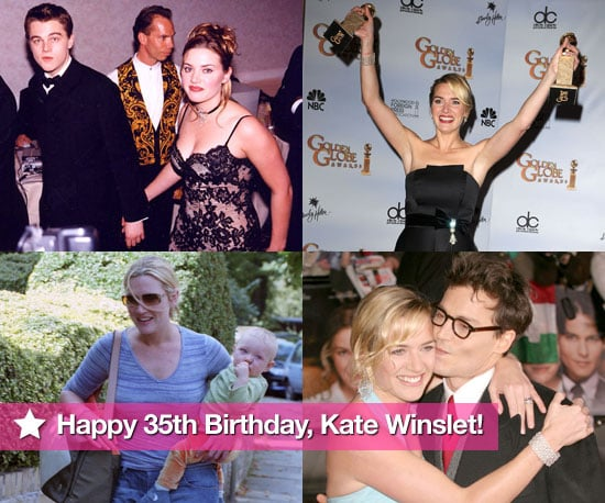 Kate Winslet on Her Birthday and a Look Back at her Hollywood Career