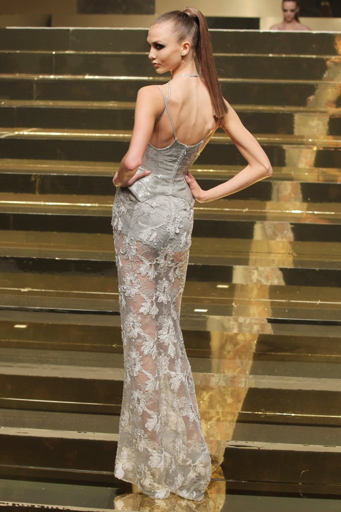 Atelier Versace Couture Spring 2012
