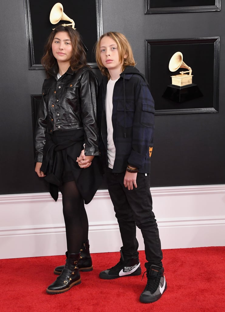 Chris Cornell's Children Got Emotional While Accepting a Grammy on Their Late Father's Behalf