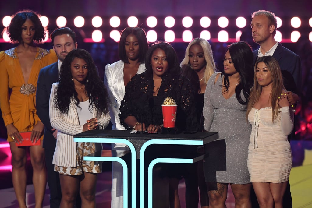 Surviving R. Kelly Acceptance Speech MTV Movie and TV Awards