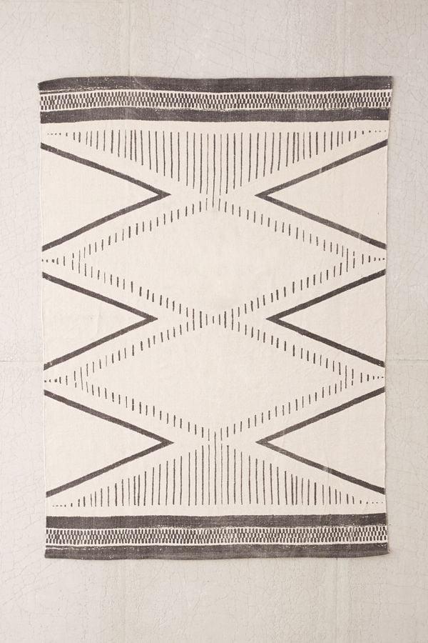 Elia Geo Printed Rug