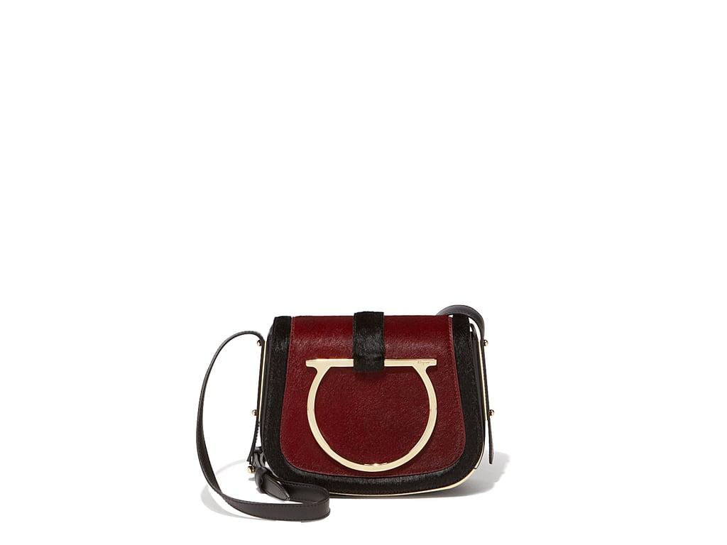 Salvatore Ferragamo Gancio Messenger Bag ($1,950)
