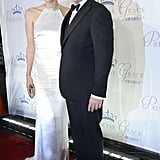 Princess Charlene and Prince Albert II of Monaco stepped out to attended the Princess Grace Awards gala in New York City.